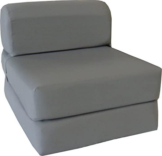 Amazon.com: D&D Futon Furniture Chair Folding Foam Bed, Foam .