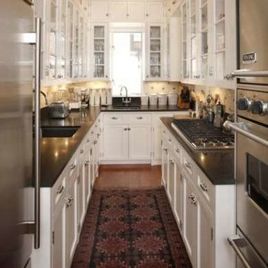 Galley Kitchen Design Ideas - 16 Gorgeous Spaces - Bob Vi