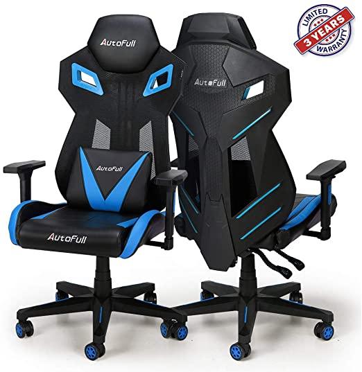 Amazon.com: AutoFull Gaming Chair - Video Game Chairs Mesh .