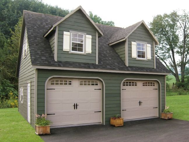 prefab garage kits wood | Prefab garage ki