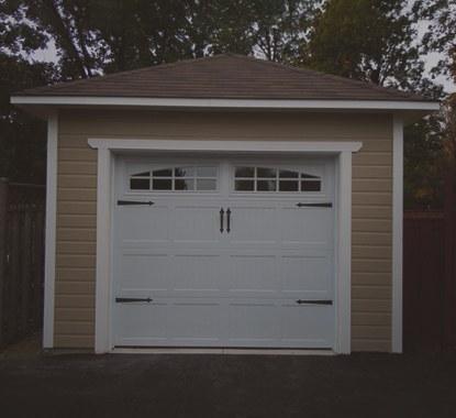 Prefab Garage Kits & Packages | Summerwood Produc