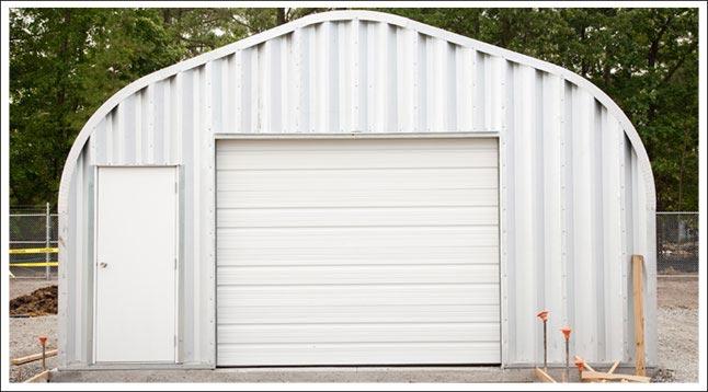 Metal Garage Kits | Steel Arch buildings | Metal Building Kings