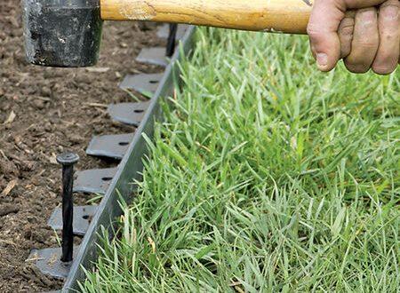 No Dig Garden Edging - EasyFlex™ Landscaping Edging | Free Shippi