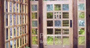 Garden Gates in Marin County, CA--#