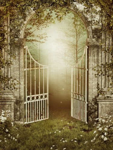Through Garden Gates Roses and Thorns - Kindle edition by Gregory .