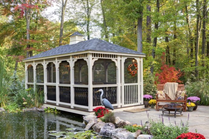 5 Benefits of a Garden Gazebo | Country Lane Gazeb