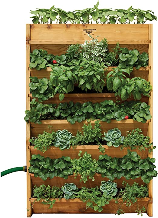 Amazon.com : Gronomics VG3245 Vertical Garden Planter, 32-Inch by .