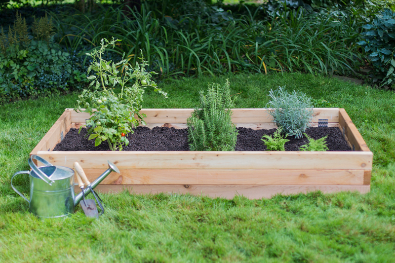 Raised Garden Beds vs. Elevated Garden Planters - Outdoor Essentia