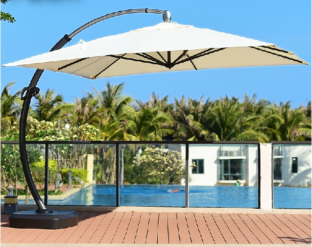 Imperial Garden umbrella outdoor awning umbrellas large beach .