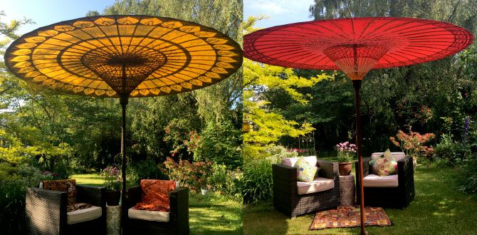 Three Uses to which you can put a Garden Umbrella to | Garden .