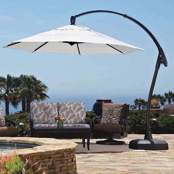 Treasure Garden Umbrellas | Opdyke Furniture In