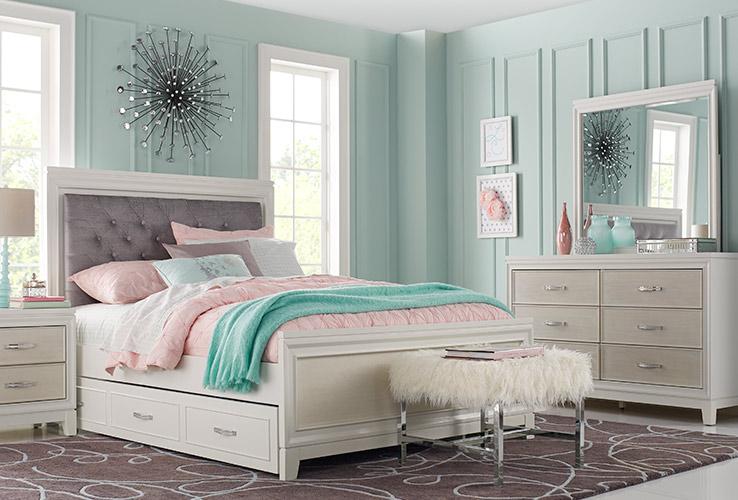 Girl's Bedroom Sets