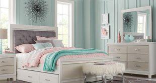 Girls Bedroom Furniture: Sets for Kids & Tee