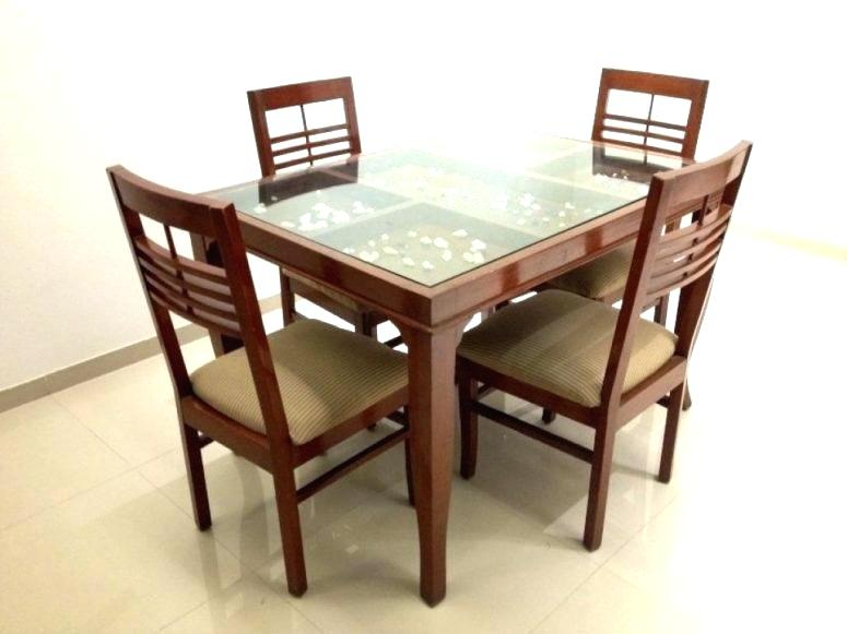 wood top dining table – cornesandsloane.