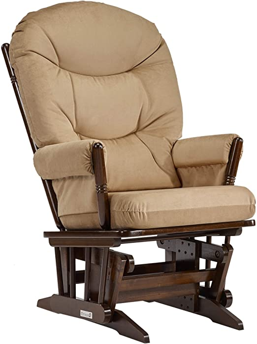Amazon.com: Dutailier Colonial 0421 Glider Chair: Kitchen & Dini