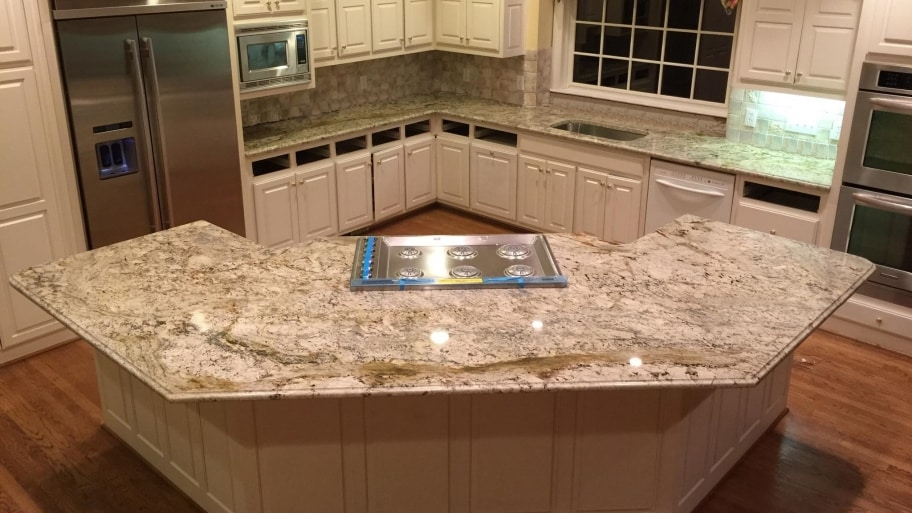 What Granite Kitchen Counter Color Do I Choose? | Angie's Li