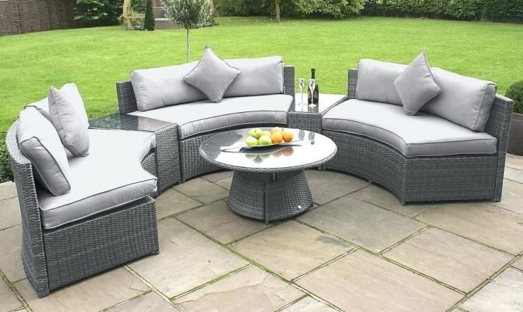 grey rattan outdoor furniture large size of patio patio furniture .