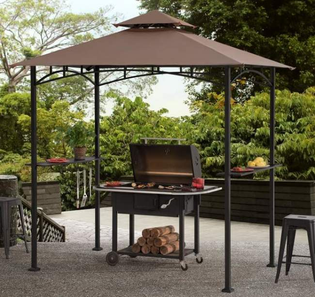 10 Best Grill Gazebos for a Backyard BBQ | The Tent H