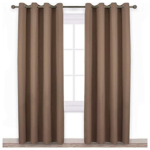 Grommet Curtain Panels: Amazon.c