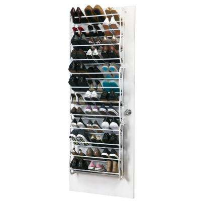 1 - Hanging Shoe Organizers - Shoe Storage - The Home Dep