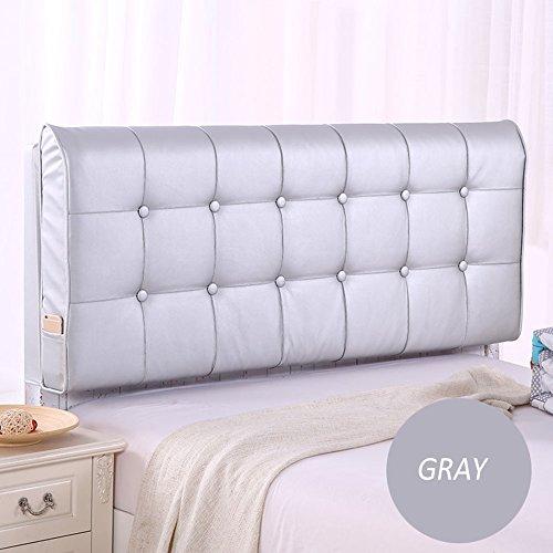 23 Top Grey Headboard Double Beds | Cool Best Furnitu