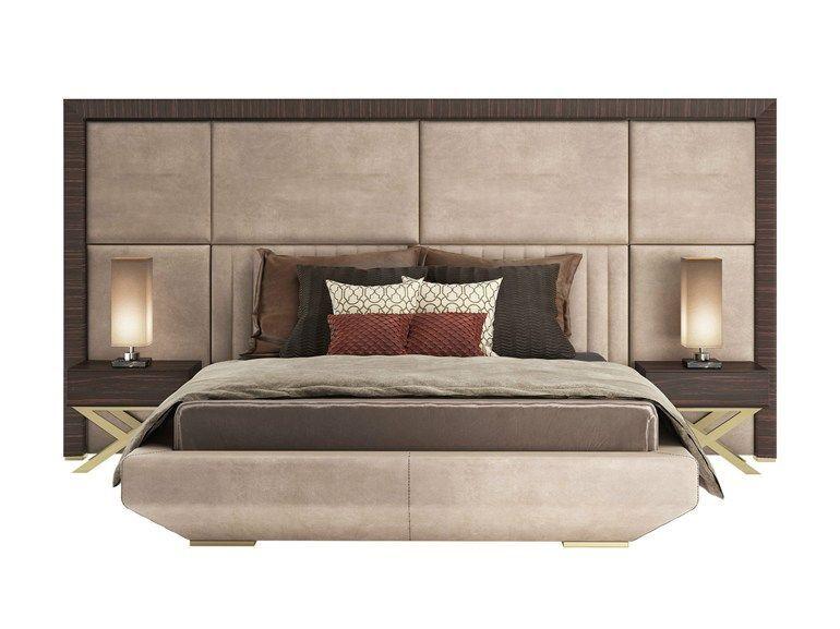Headboards for double beds | Bedroom bed design, Bed design .