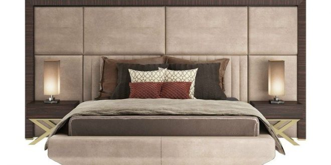 4 awesome headboards for double beds styles in 2020 | Bedroom bed .