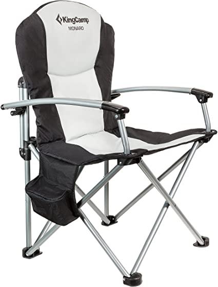 Amazon.com : KingCamp Camping Chair Heavy Duty Folding Oversize .