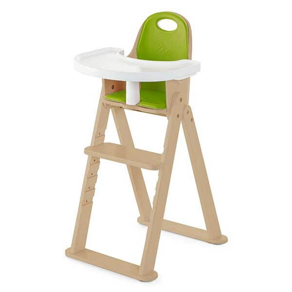 Baby to Booster Bentwood Folding Chair - SV