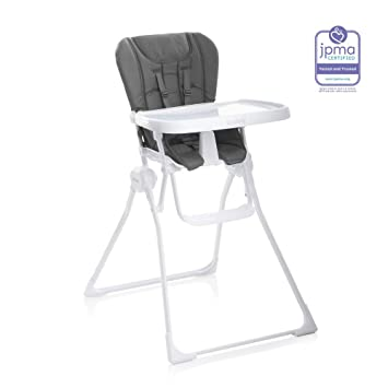 Amazon.com : JOOVY Nook High Chair, Charcoal : Ba
