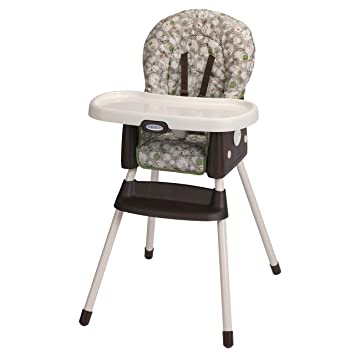 Amazon.com : Graco Simple Switch Portable High Chair and Booster .