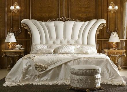 Luxury beds and high end bedroom furniture | Bed design, Furnitu