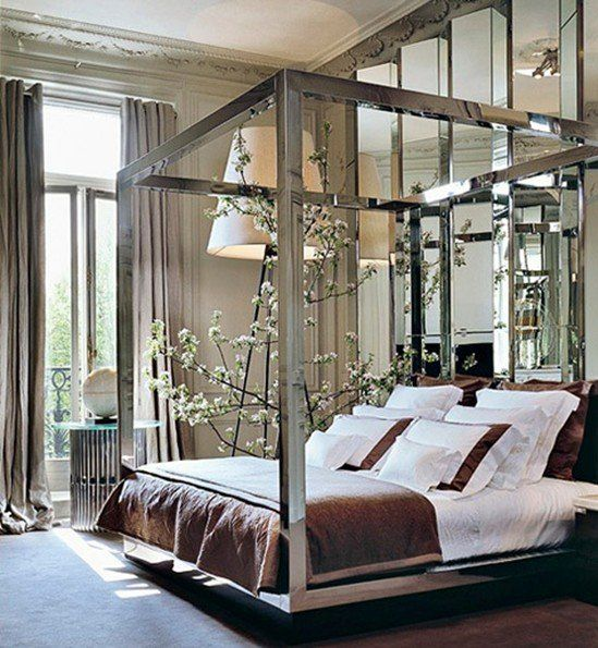 High-End Mirrored Bedroom Furniture | 19 High End Bedroom .