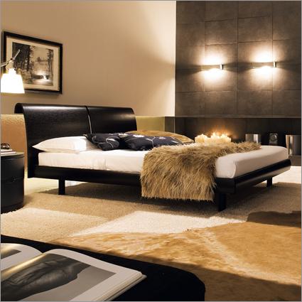 Silenia high-end bedroom luxury furnitu