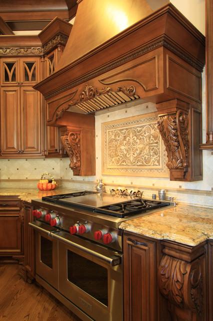 High-end Kitchen Design - Traditional - Kitchen - Atlanta - by .
