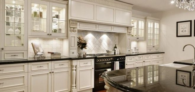 An Ultimate Guide to High-End Kitchen Cabinets – Shanghai Zhangtai .