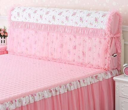 High Quality Romantic Princess Bed Headboard Cover — Index Co