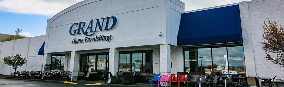 Christiansburg, VA Grand Home Furnishings Sto