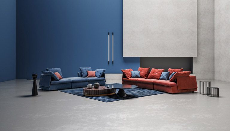 Kuka Home Living Room | Bedroom | Dining Room Upholstered .