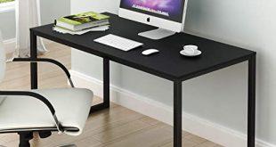 Amazon.com: SHW Home Office 48-Inch Computer Desk, Black: Kitchen .