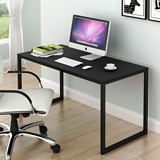 Amazon.com: SHW Home Office 48-Inch Computer Desk, Black: Kitchen .