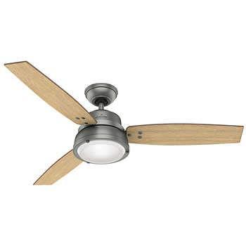 "Hunter Consenza 52"" Outdoor Ceiling Fan - - Amazon.c"