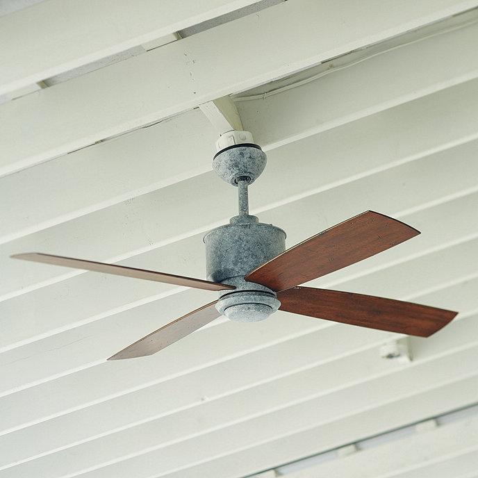 Carter Indoor/Outdoor Ceiling Fan | Ballard Desig
