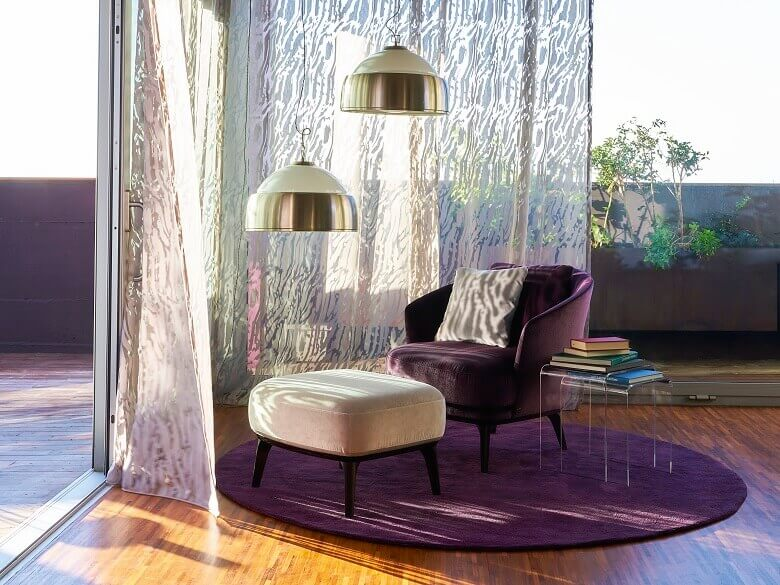 Designer Tips for Decorating with Carpets and Rugs   Archi-living.c