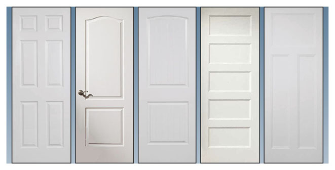 Interior Doors: Door Styles - Builders Surpl
