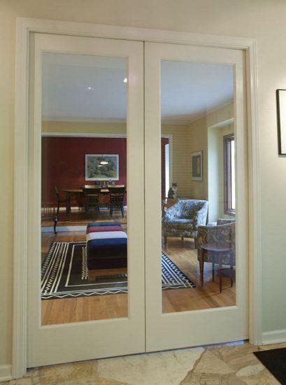 Interior Doors! | Interior pocket doors, Double doors interior .