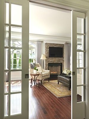 Andersen Interior Sliding French Pocket Door | Sliding french .