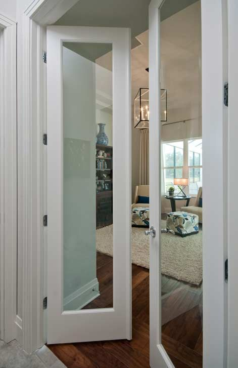 interior single glass panel door | Raymond Design Studio Project .