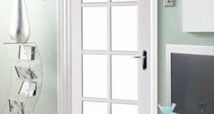 interior doors with glass panels | Avesta 8 Light Clear Glazed .
