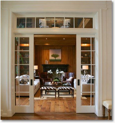 House Ideas by Julie Kincaid | French doors interior, French .
